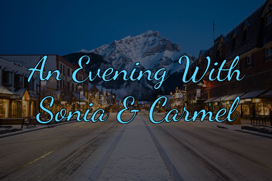 <strong>An Evening<br>In Banff</strong>