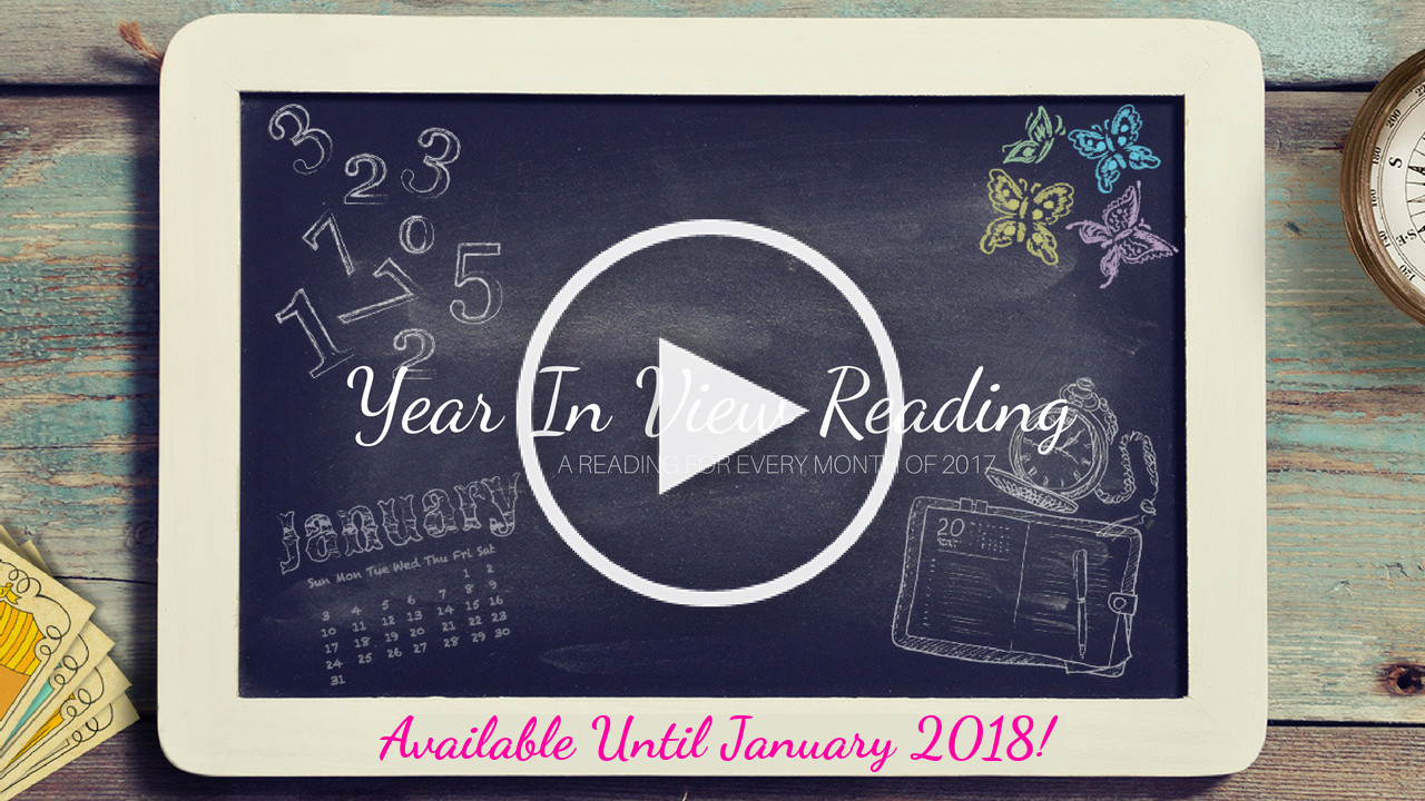 Your Year In View Reading 2018!