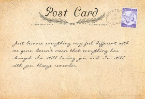 POSTCARDS FROM HEAVEN 2 - back 30