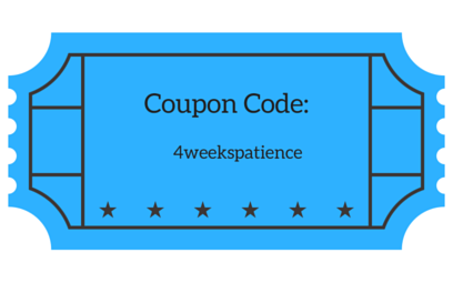 4weekspatience coupon