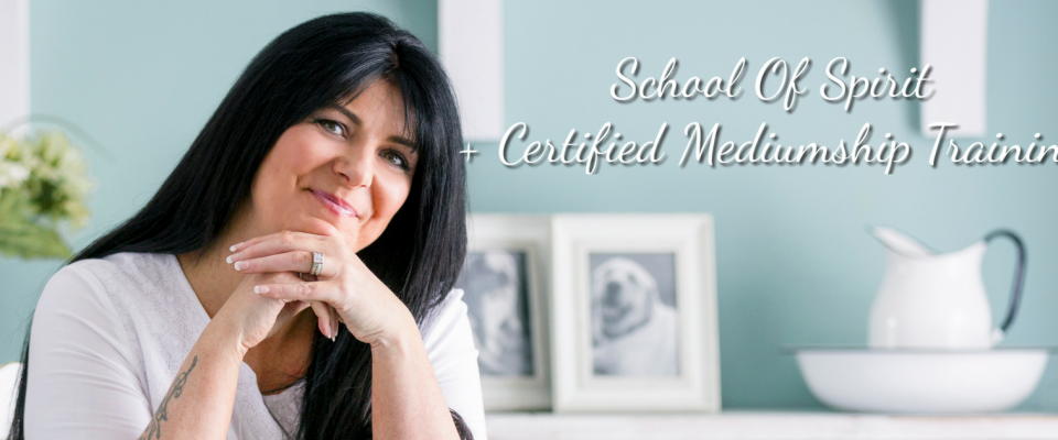 School Of Spirit & Certified Mediumship Training