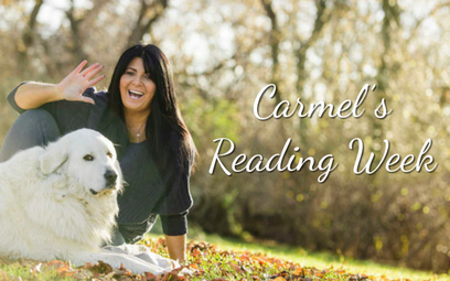 Learn More About Immediate Readings With Carmel Joy Baird