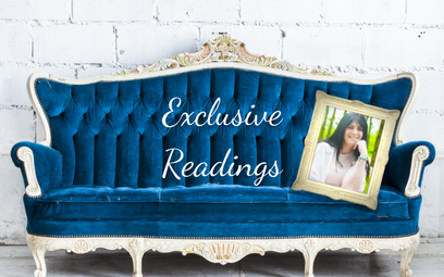 Learn More About Exclusive Readings With Carmel Joy Baird