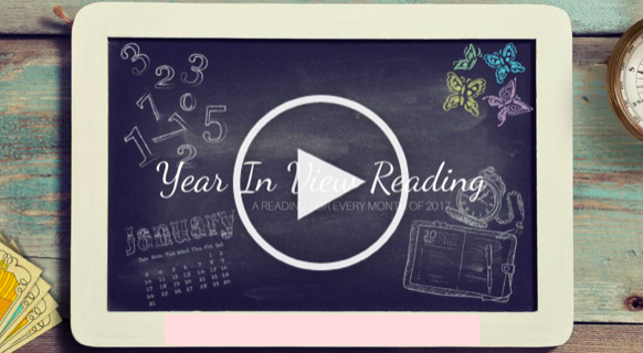 Your Year In View Reading 2019!